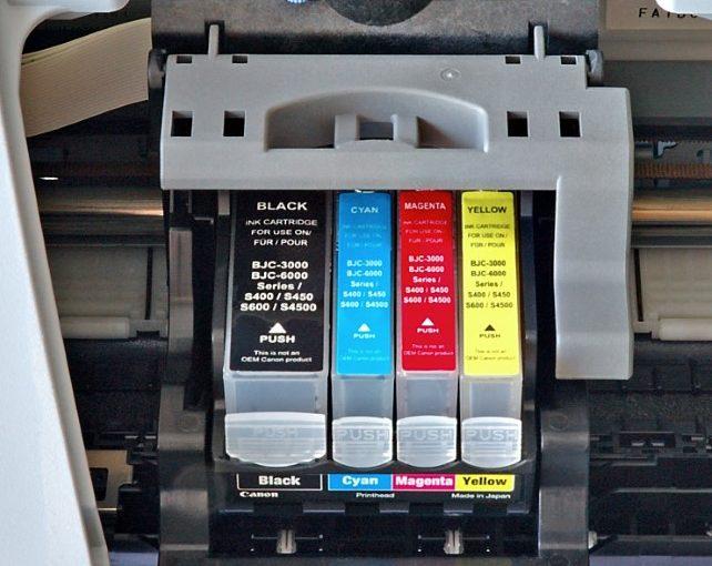 Za kvaliteten tisk in dolgo življenjsko dobo vašega tiskalnika
